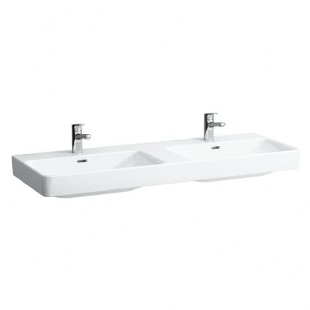 814968 - Laufen Pro S 1300mm x 460mm Double Washbasin - 8.1496.8